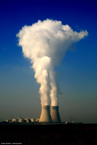 Nuclear power | by kmichiels
