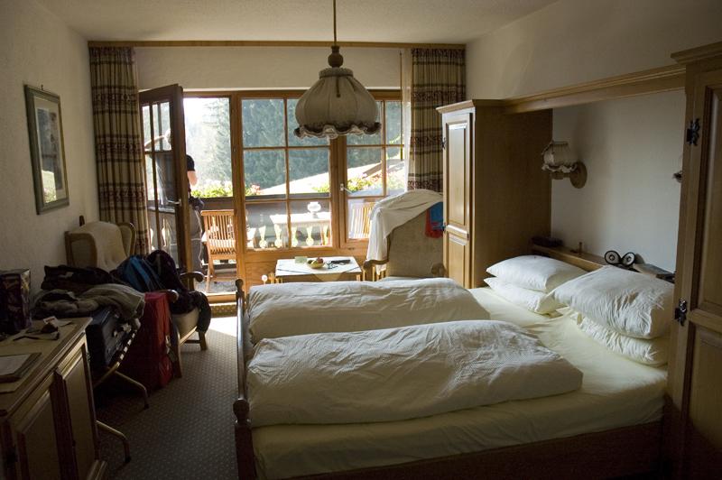 Hotel Alemannenhof Room Interior