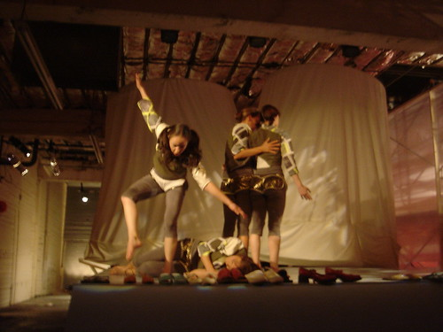 """Circus Me Around"" Perfrmance Works NorthWest, Portland Oregon Linda Austin 