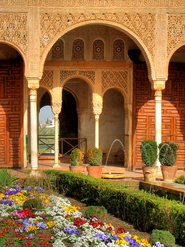 Generalife Garden Alhambra Spain Flickr Photo Sharing