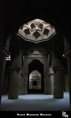 jamee mosque  esfahan by M O U S A V I