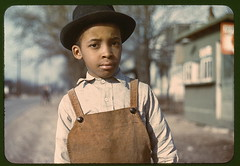 Negro boy near Cincinnati, Ohio  (LOC) | by The Library of Congress