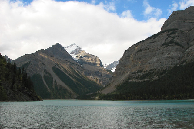 Mount Robson, 17 Sep 2007