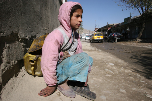 Street Child Worker | by ' Nasim Fekrat