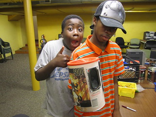 The first boom box! | by Mt Elliott Makerspace