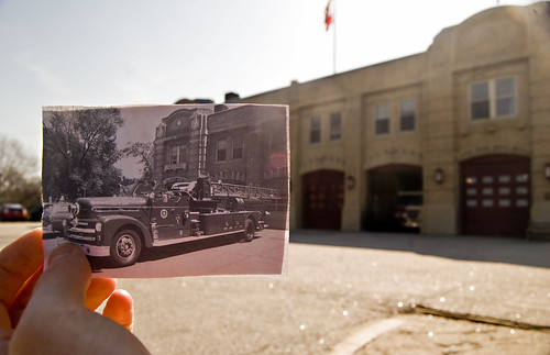 Looking into the Past: Fire House | by Corey Templeton