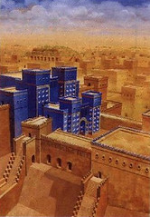 The Ishtar Gate. Babylon | by Wonders _