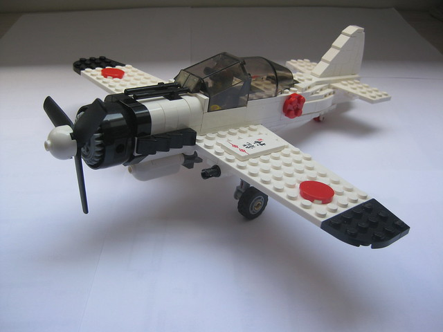 lego ww2 airplane | Flickr - Photo Sharing!