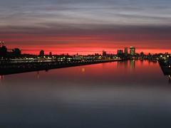 Royal Dock, East London by Rezaa NSR