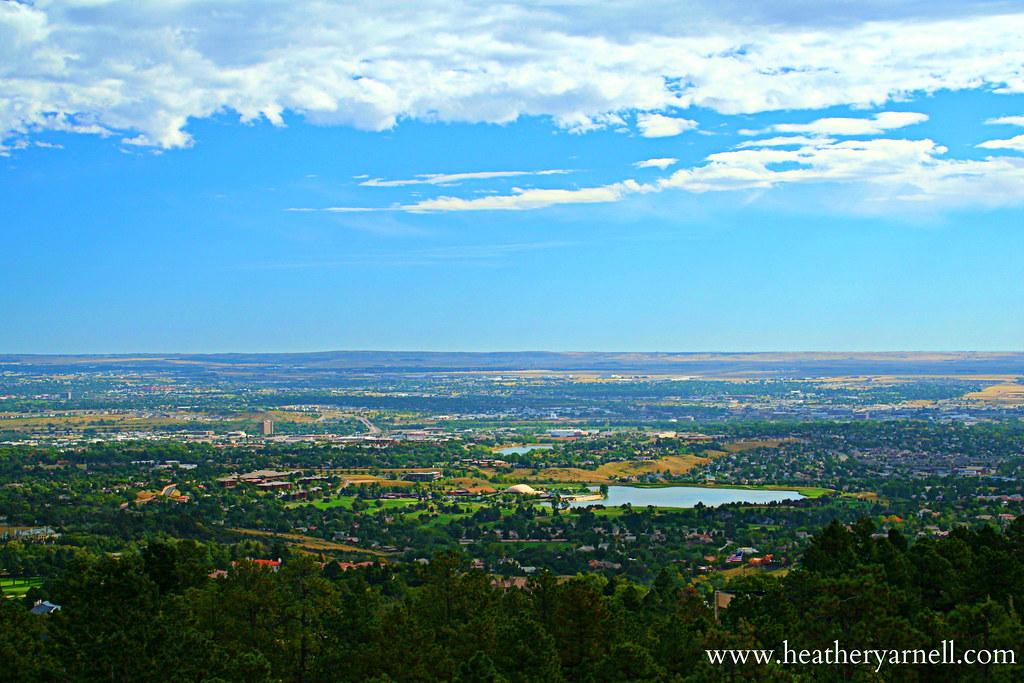 Cheyenne Mountain Landscape