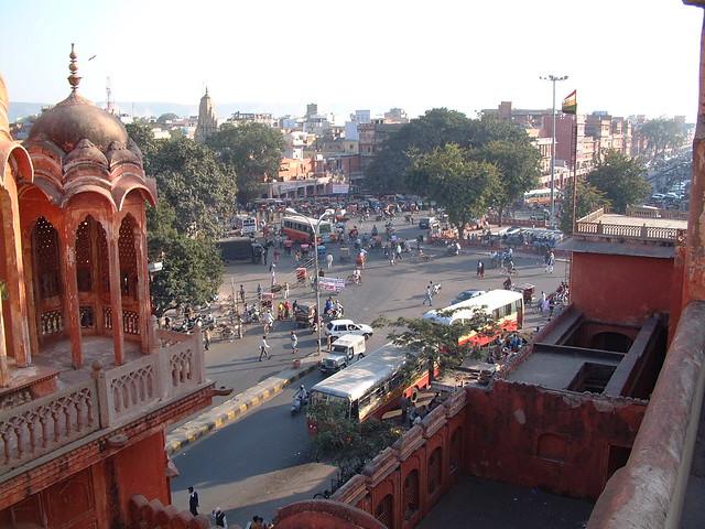 Jaipur, décembre 2003