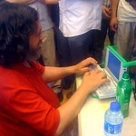 Richard Stallman and OLPC