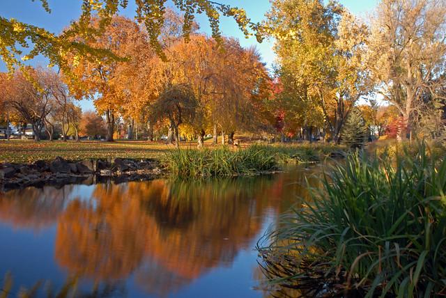 pioneer park  walla walla  washington