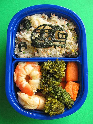 Shinkansen lunch for preschooler | by Biggie*