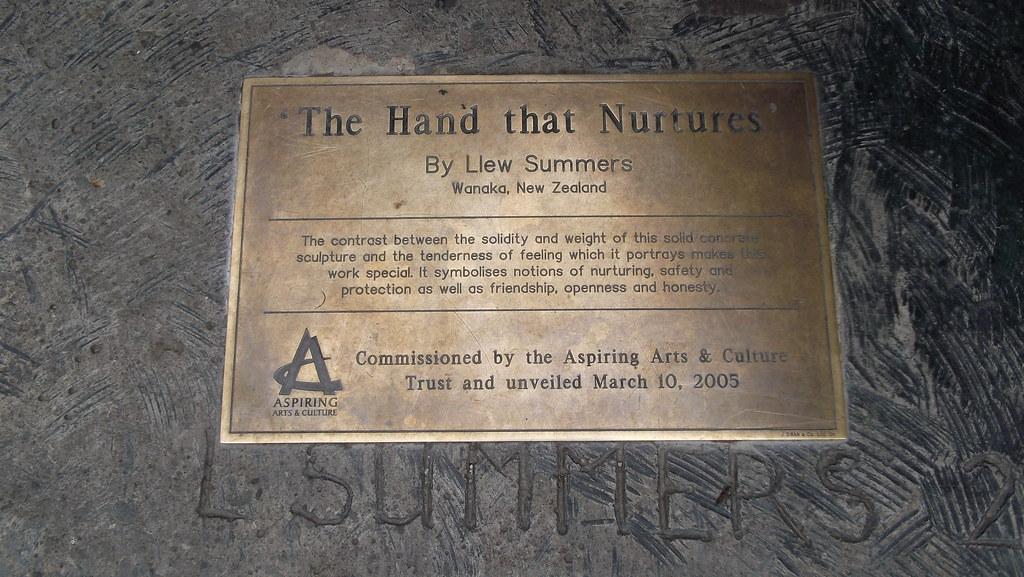 The Hand that Nurtures