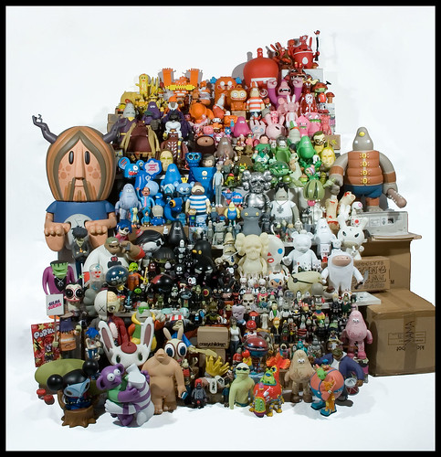 Wall Of Toys | by krysto_O
