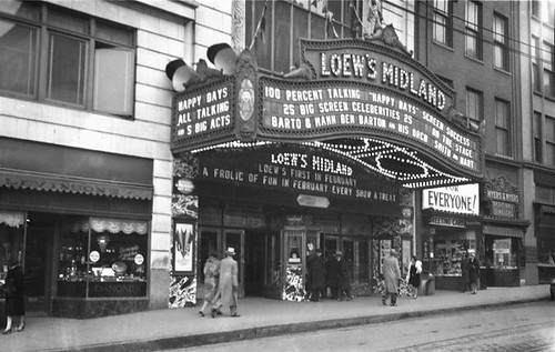 Loew 39 S Midland Theatre Kansas City Mo 1930 Loew 39 S Midl Flickr Photo Sharing