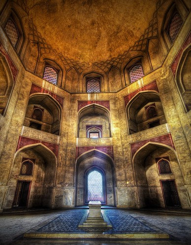 Stuck in India - Humayun's Tomb | by Stuck in Customs