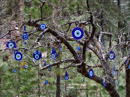 Recycled Art Show Glass Eyes Sleeping Lady Conference Center | by Pictoscribe - Off in The Wilderness Til 7-30