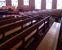 pews | by TheChristianAlert.org