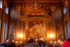 Painted Hall, Greenwich by RobW_
