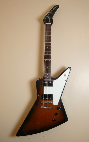 Gibson Explorer | by Evan & Crys