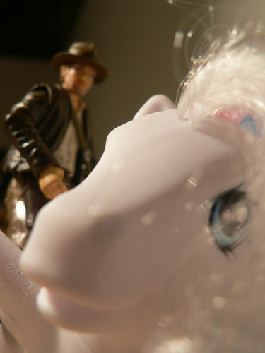 indiana jones and the eye of the pegasus | by lamont_cranston