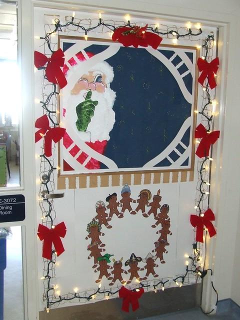 Christmas Door Decorating Contest Rubric : Rvap holiday door decorating flickr