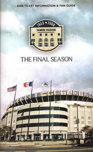 Yankee Stadium: Final Season Fan Guide | by timmer82