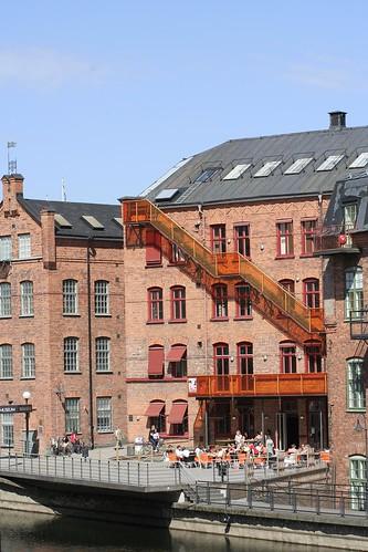 trappan norrköping