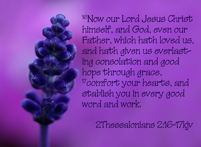 Encouragement from God's Word (KJV) | Flickr