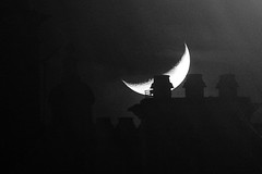 Moon, the beauty of night (2) by HAMED MASOUMI