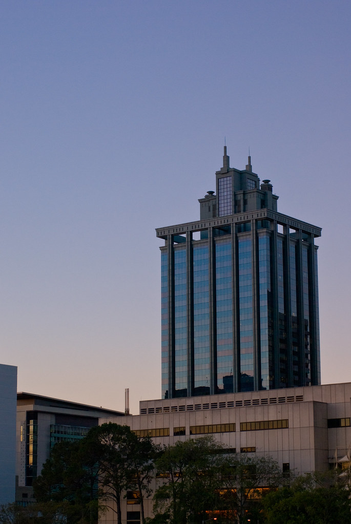 The Batman Building