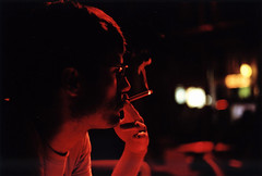 young smoker by ▲D▲M
