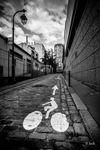 rue du Tibre - Paris 13° 2011