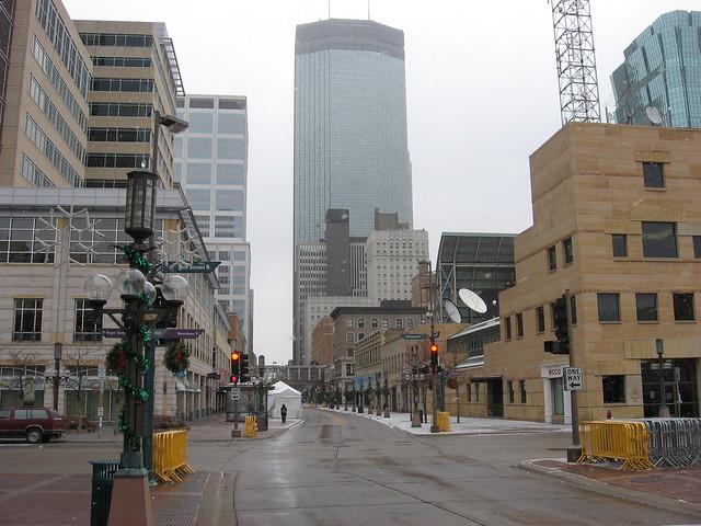 Thanksgiving 2007 Downtown Minneapolis 2
