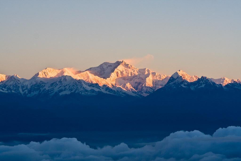 Kangchenjunga, Indian Himalaya