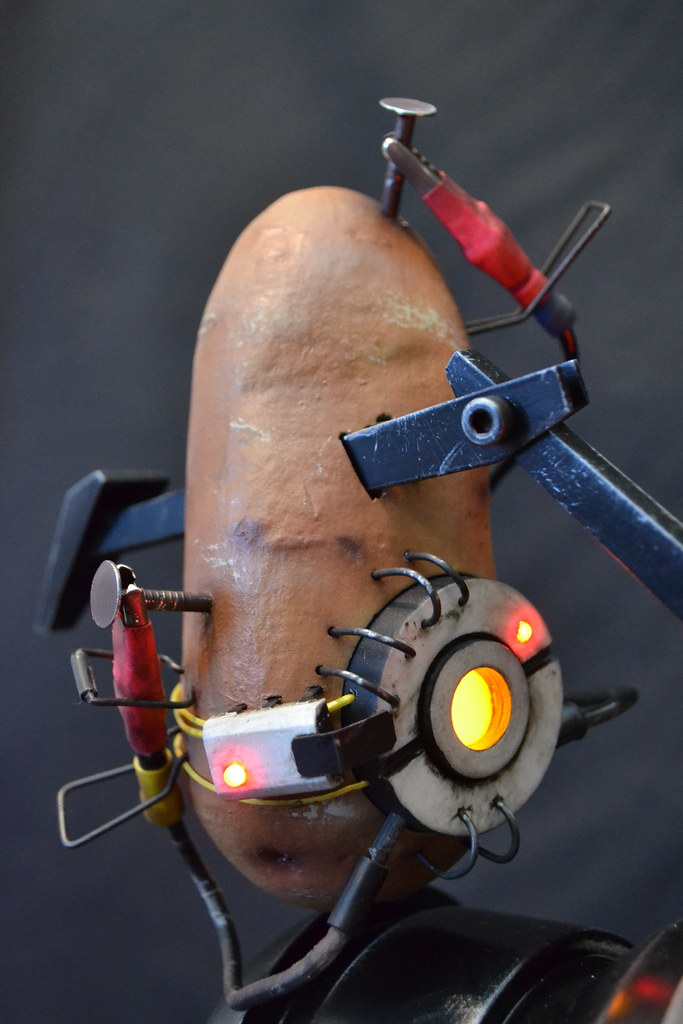 glados portal 2 potato - photo #23