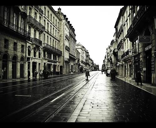 Streets of Bordeaux | by mescon