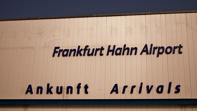 30.06.2009 frankfurt hahn