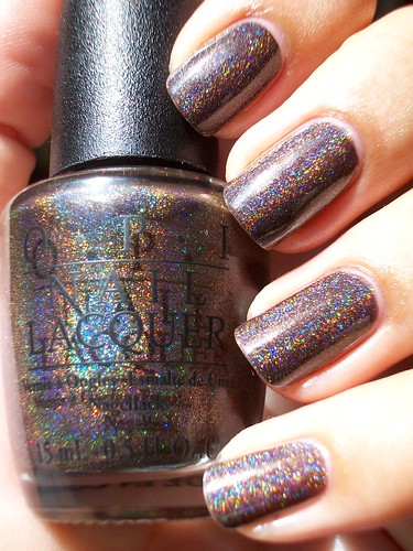 OPI My Private Jet (the holo version!) | Flickr - Photo ...