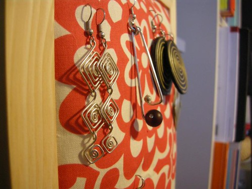 Porta orecchini flickr photo sharing - Porta orecchini ikea ...