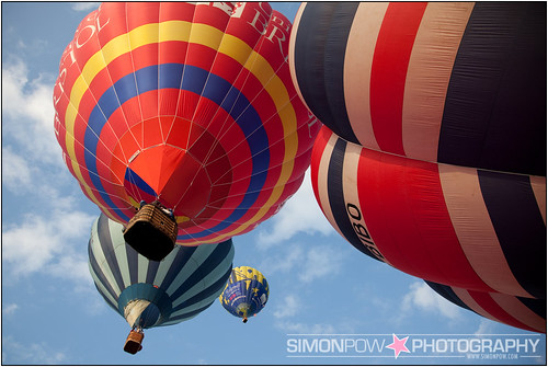 Up up and away | by Simon Pow