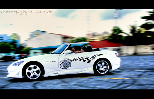 Honda S2000 Drifting | by © Ahmed Amir