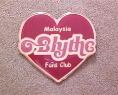 M'sia Blythe Fans Club badge by mikiishibata
