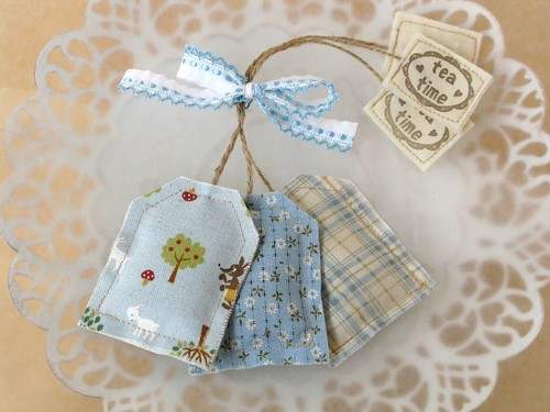 Lavender Teabags | by PatchworkPottery