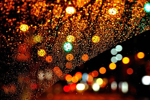 Rain on the windshield | by hidesax
