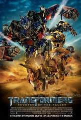Transformers: Revenge of the Fallen New International Poster | by FilmGuide