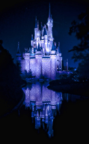 Classic - Cinderella Castle...The Castle of Dreams | by EddyMixx