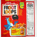 1985 Kellogg's Froot Loops Cereal Box Front